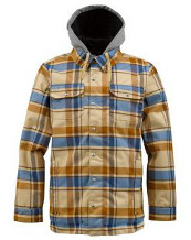 Burton Hackett Insulated Jacket - Men's