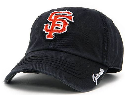 San Francisco Giants Cleanup Cap