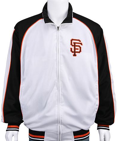 San Francisco Giants Lightweight Jacket