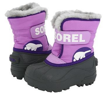Sorel Kids Snow Commander™